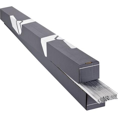 Electrode de soudage WIG Alu AlMg 4,5Mn 3,2x1000mm (Par 10)
