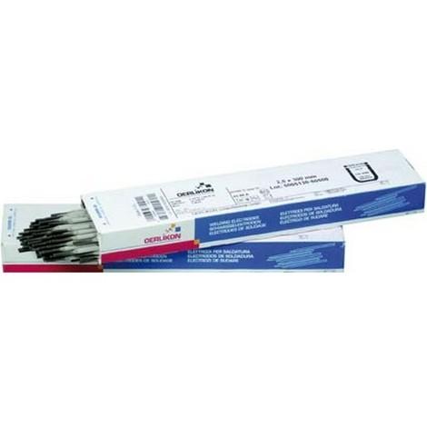 Électrode en baguette Supranox 316 L,Oerlikon 2,5x300mm (Par 190)