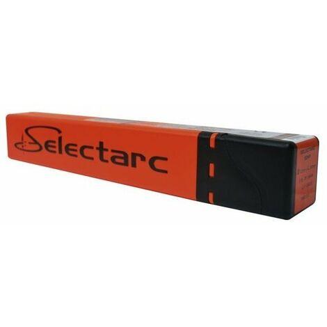 Electrode inox 316 l rutilo-basique 2010mbc - diam 3 2 mm -etui de 28