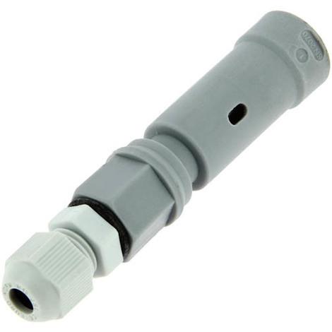 Electrode pour détection manque d'eau