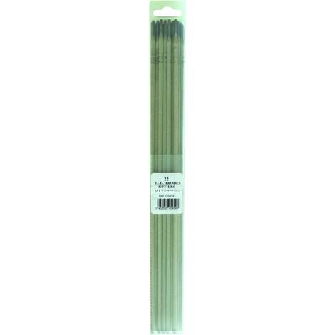 Electrode rutile par boite de 34 diametre 2,5 x 350mm - S05453