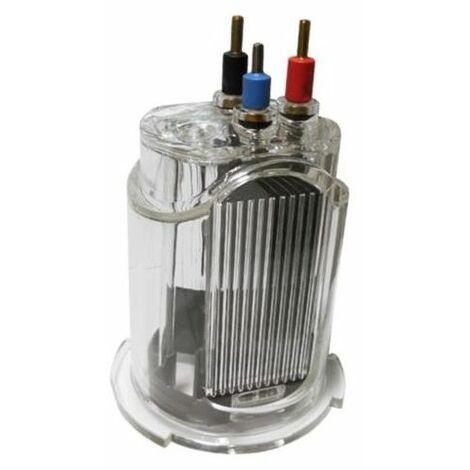 électrodes d'électrolyseur de piscine