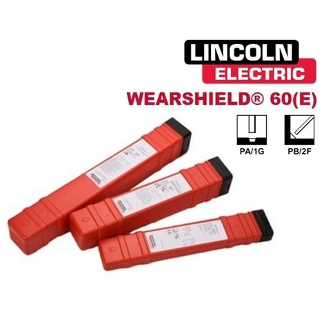 Électrodes enrobées de rechargement WEARSHIELD 60 (E) (ø3.2 x 350 (Étui de 48 pcs))