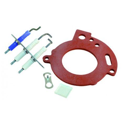 Electrodes (kit)) - ELM LEBLANC : 87181070870