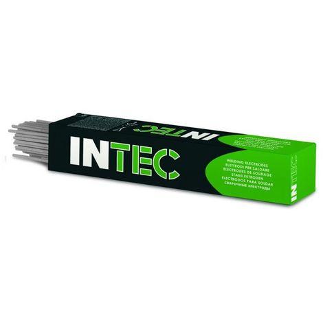 Electrodes rutile 2 x 350mm-Baguette soudure à l'arc Acier-baguettes enrobées-soudage mma-boite de 375 pièces - Conditionnement: 375 pièces