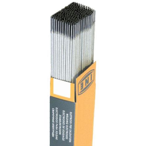 Electrodes rutile 4 x 350mm-Baguette soudure à l'arc Acier-baguettes enrobées-soudure professionnelle-boite 115 pièces