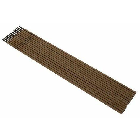 Électrodes rutiles - 3.2 x 350 mm - 14 pcs