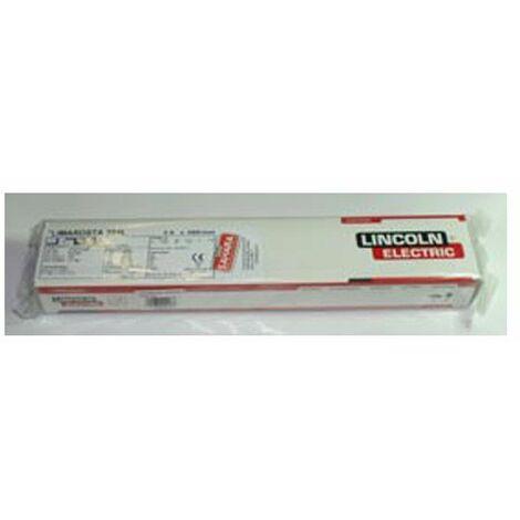 ELECTRODO INOX LIMAROSTA 304L PAQUETE 125 UNID.