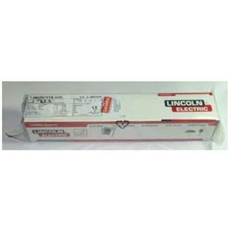ELECTRODO INOX LIMAROSTA 304L PAQUETE 135 UNID.