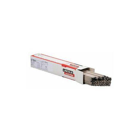 ELECTRODO INOX LINOX 316L PAQUETE 150 UDS