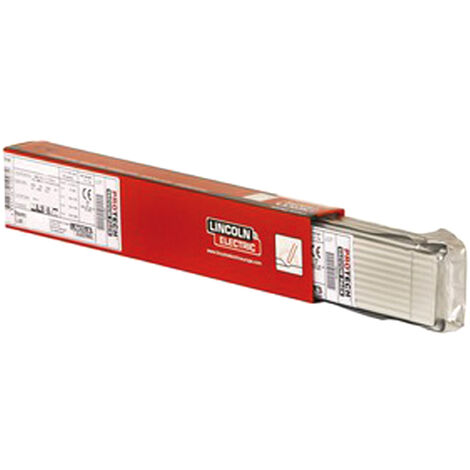 ELECTRODO INOX LINOX 316L PAQUETE 196 UNID.