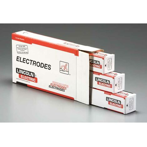 Electrodo Soldadura Rutilo 2,0X300Mm 1.110 Pz Omnia 46 Lincolnc609059