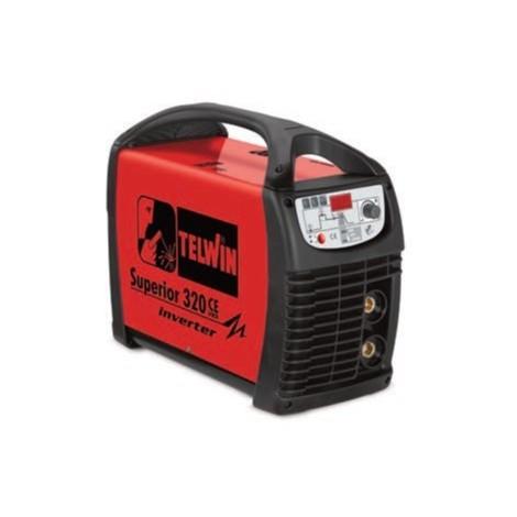 Electrodos MMA Inverter Superior 320 CE VRD