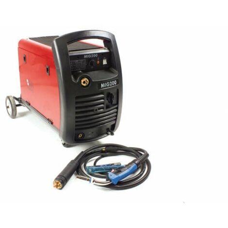 Electrodos MMA Tradicional MIG-200
