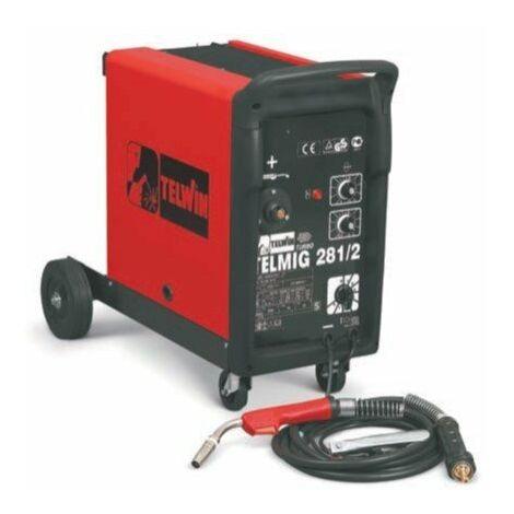 Electrodos MMA Tradicional Telmig 281-2 Turbo