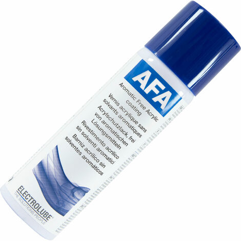 Electrolube AFA200 Aromatic Free Acrylic Conformal Coating 200ml