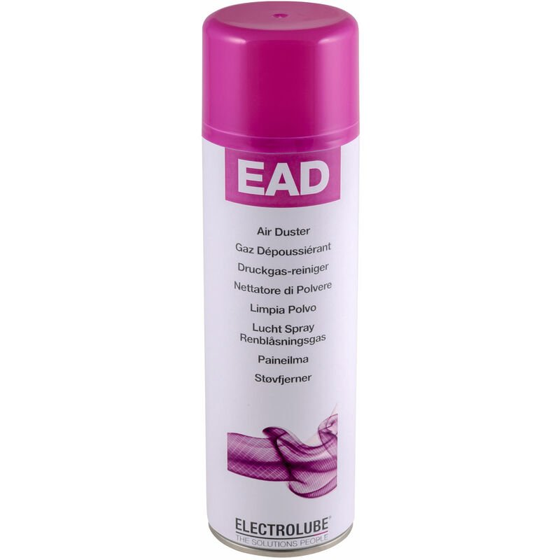 Image of Electrolube EAD400D Air Duster 400ml
