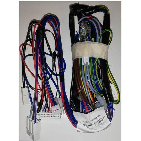 Electrolux 1560117051 Wiring complete dishwasher