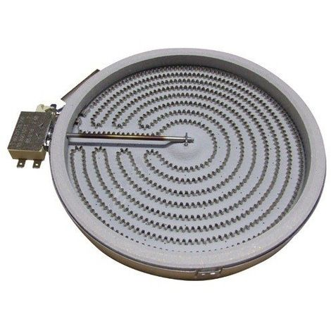 Electrolux 3740637214 Fireplace D210mm/2300W Cooking Plate
