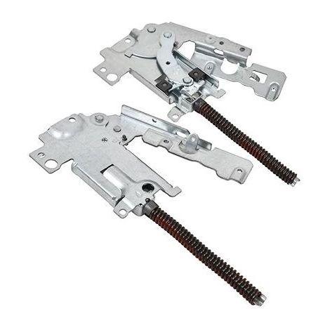 Electrolux 4055031548 hinges Kit (x2) dishwasher door