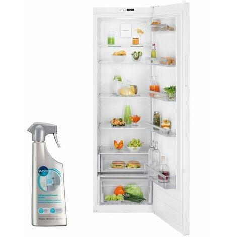 ELECTROLUX Réfrigérateur Frigo simple porte blanc 390L Froid brassé MultiFlow - Blanc