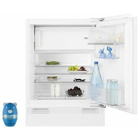 ELECTROLUX Réfrigérateur simple porte intégrable 109L Froid statique Clayette verre