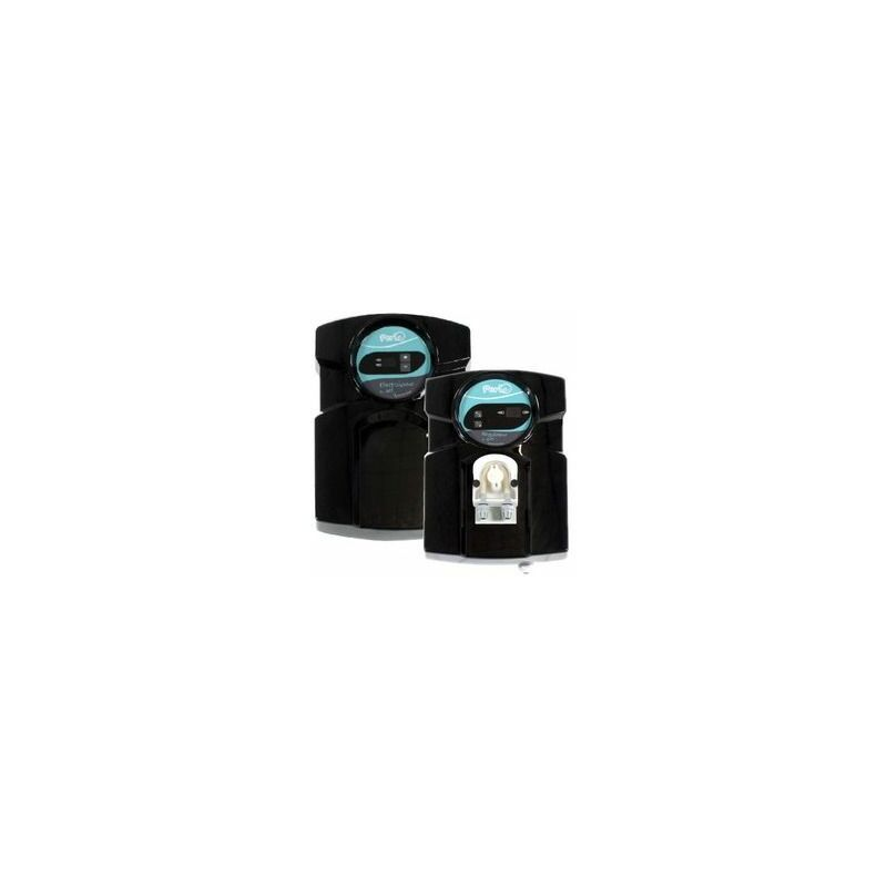 Pack électrolyseur et régulateur ph perle pour piscines jusqu'à 95 m³