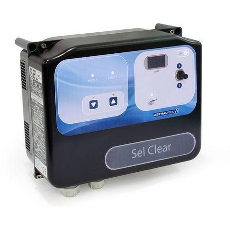 Electrolyseur au sel Clear pour piscine 1 à 30 m³ - Astral Pool