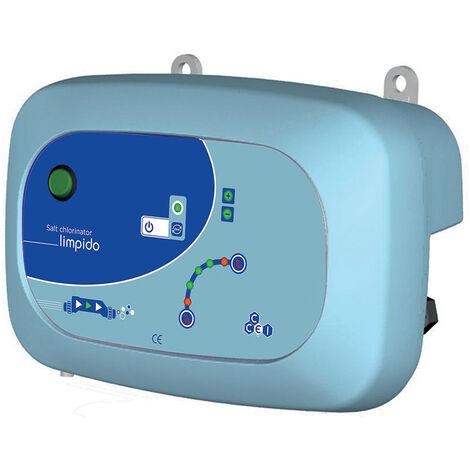 Electrolyseur au sel Limpido 100 pour piscine 61 à 100 m³ - CCEI