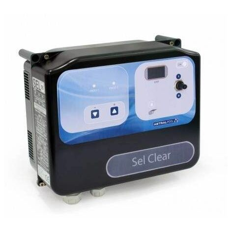 Electrolyseur au sel SEC CLEAR 30M3 (piscine 6x4)