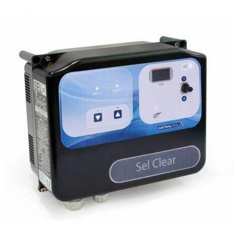 Electrolyseur au sel SEC CLEAR 55M3 (piscine 10x5)