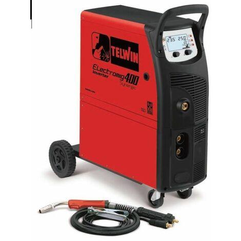 ELECTROMIG 400 SYNERGIC 230V/400V TELWIN