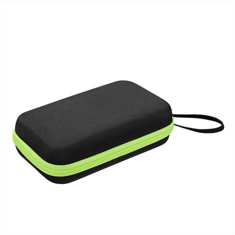 Electronic Storage Bag Portable Forehead Thermometer Shockproof Waterproof Storage Bag