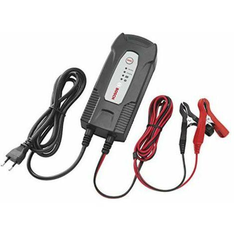 Électronique, chargeur de batterie Bosch car C1 12V 10072