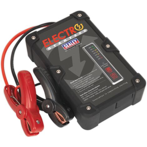ElectroStart?? Batteryless Power Start 800A 12V