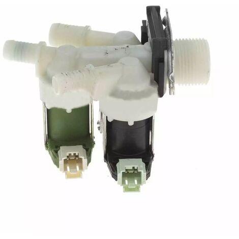 Electroválvula 3 vías, entrada agua lavadora AEG 50299086004