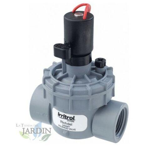 """Electroválvula de riego 2400MT 1"""" 24V Irritrol"""