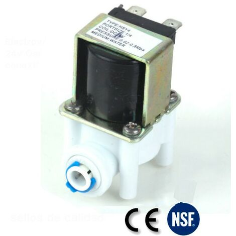 Electrovanne 24V pour osmoseur