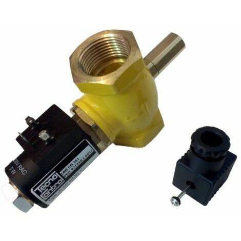 Electrovanne, 26x34 - 220V (manuel)