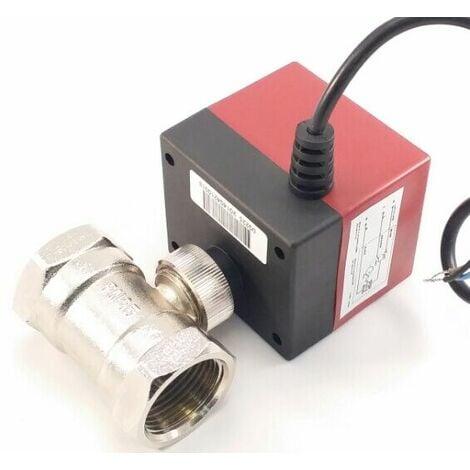 Electrovanne à bille 2 voies 3/4 pour alimentation principale