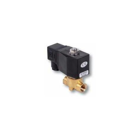 Électrovanne chauffage fermée sous tension 220V 26x34