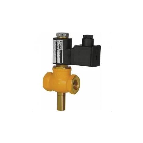 Electrovanne gaz à réarmement manuel 500 mbar 9W FF3/4