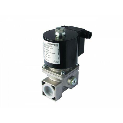 """Electrovanne gaz automatique NF Aluminium 1"""" 500mBar"""