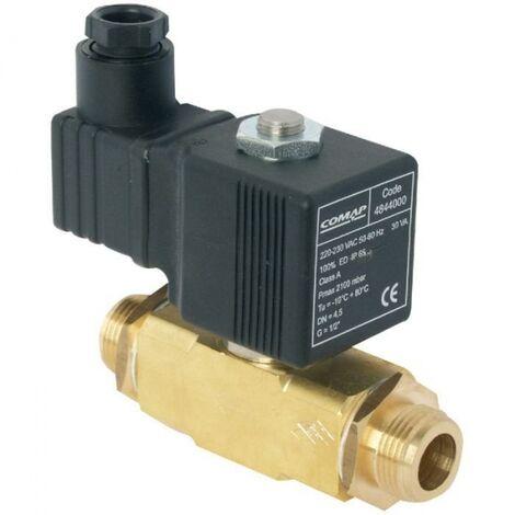 Électrovanne gaz propane - Clesse