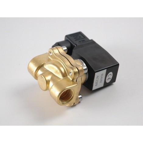 Electrovanne normalement fermée, à action directe diamètre : 1/2 230 V ELV05006