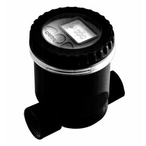 Électrovanne programmable Claber 90826 9 voltes 26 - 34mm