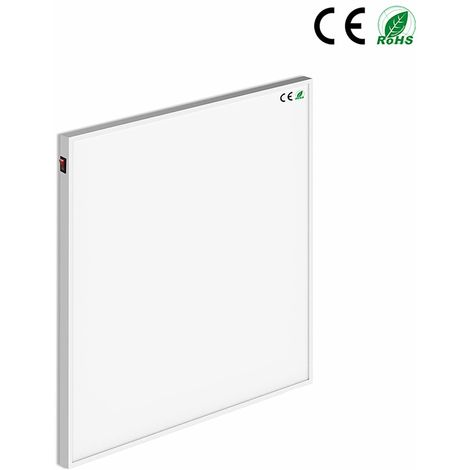 ELEGANT - 350W - Far Infrared Panel Heater - wall mounted- IP54 Rated for Safety Use - Energy Efficient - electric low energy heater - Slim panel heater only 22 mm thick-with CE/RoHS/Certificate