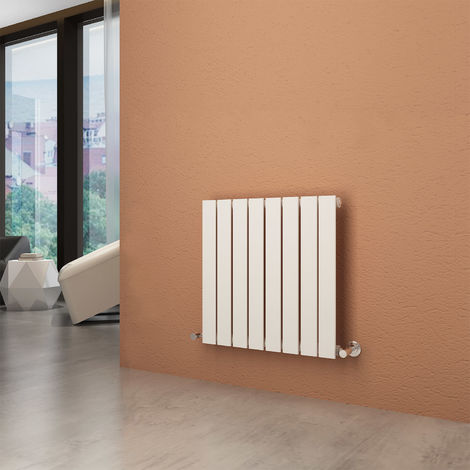 ELEGANT 600 x 600 mm Horizontal Column Designer Radiator