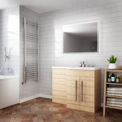 Elegant 900 X 700 Mm Horizontal Vertical Illuminated Led Bathroom