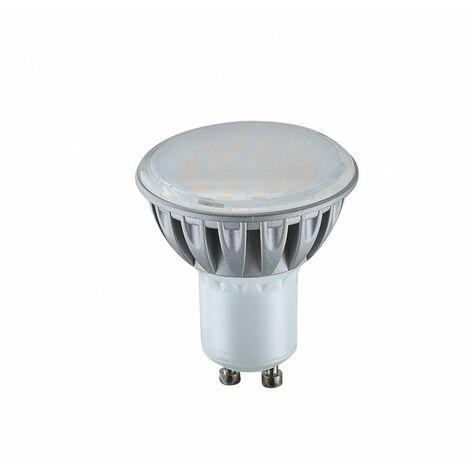 Elegante bombillas LED GU10 5W plata - 10707 Globo